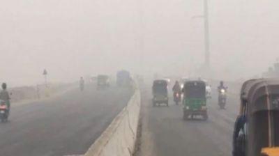 दिल्ली एनसीआर के हाल ख़राब, प्रदूषण का रूप हुआ विकराल