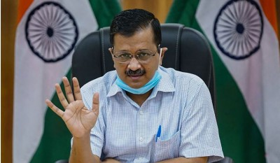 CM Kejriwal announces penalty of Rs. 2000 for not wearing mask