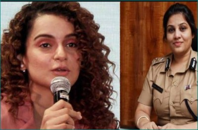'Unworthy, undeserving' Kangana Ranaut wants IPS officer D Roopa suspended
