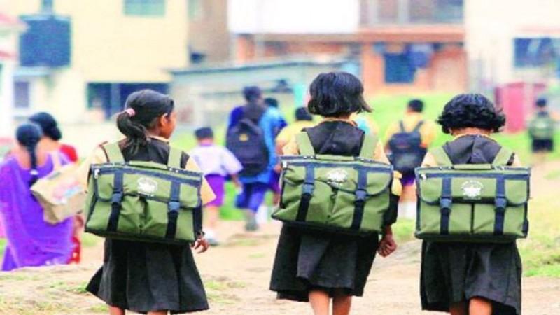 गोवा में 8 माह बाद फिर खुले स्कूल, दसवीं-बारहवीं की कक्षाएं शुरू