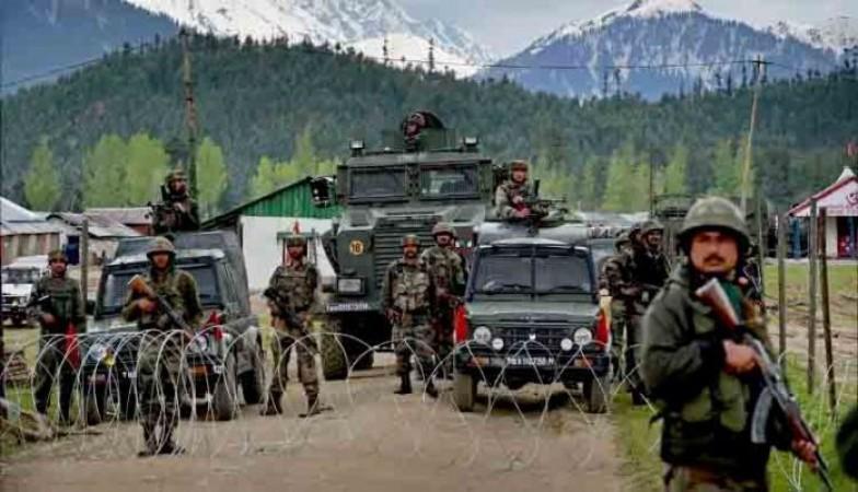 राजौरी सेक्टर में पाकिस्तान ने फिर की फायरिंग, माँ भारती का एक लाल शहीद