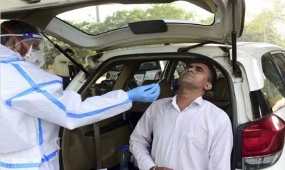 Corona outbreak in Delhi, 118 infected people died in last 24 hours