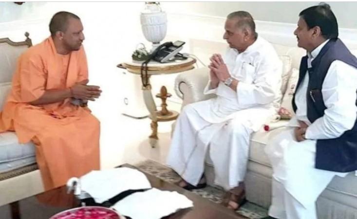 आज 82 साल के हुए मुलायम सिंह, सीएम योगी ने फ़ोन कर दी बधाई