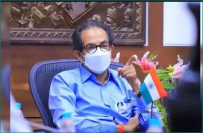 CM Thackrey hints second lockdown in Maharashtra