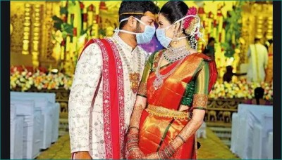 Rs 25,000 Fine For Weddings With More Than 100 Guests in Rajasthan