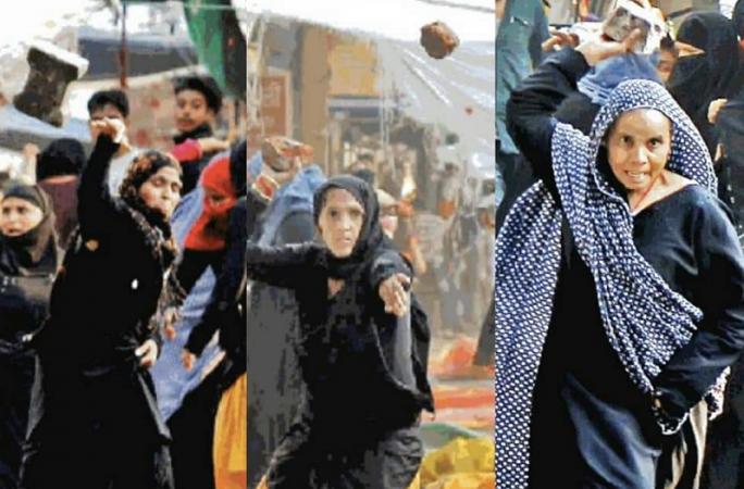 दिल्ली हिंसा में चौंकाने वाला खुलासा, पथराव में शामिल थीं बंगाली बोलने वाली 300 महिलाएं