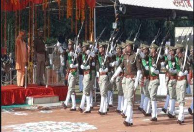 UP Police gets 299 inspectors, sworn in front of CM Yogi