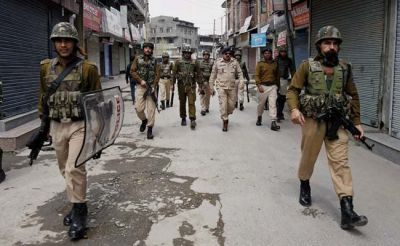 Terrorist conspiracy to attack SPO recruitment rally failed, security forces arrested two terrorists
