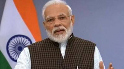 PM Narendra Modi led 'Trends' over social media