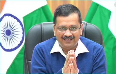 CM Arvind Kejriwal said this on 8th foundation day of Aam Aadmi Party