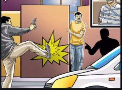 Body crushed by car after killing property dealer; accused arrested