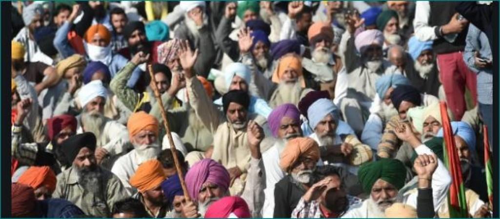 आज 9 बजे सिंधु बॉर्डर पर होगी किसान-नेताओं की बैठक