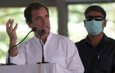 'What will solve the problems of black agriculture laws? : Rahul Gandhi