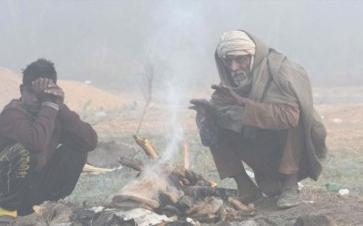 Indian meteorological department alert for cold wave in North India