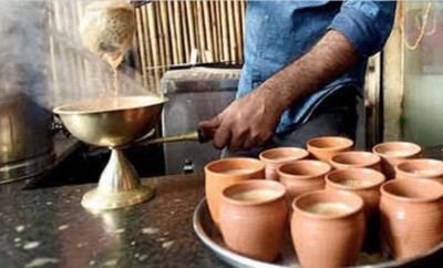'kulhad' to replace plastic tea cups at railway stations across India: Piyush Goyal