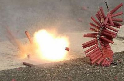DRI warns about dangerous Chinese firecrackers