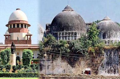 अयोध्या केस: राजीव धवन ने हिन्दू पक्षकार को बीच में टोका, कहा- वहां होती है अदृश्य देवता की पूजा