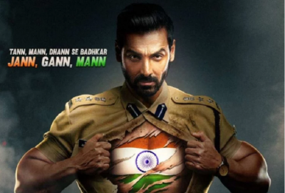 John Abraham to appear in action avatar again, first poster of 'Satyamev Jayate 2' released