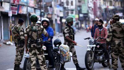 जम्मू कश्मीर से पकड़ाया पाकिस्तानी घुसपैठिया, BSF कर रही पूछताछ