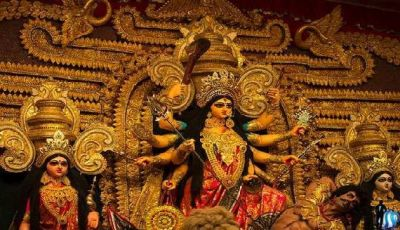 This state issued advisory not to use plastic during Durga Puja