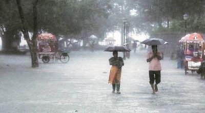 मौसमः मौसम विभाग ने इन राज्यों में जारी किया भारी बारिश का अलर्ट