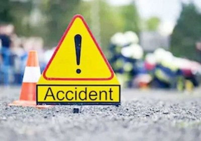 Woman died in a tragic road accident in Patna, two injured