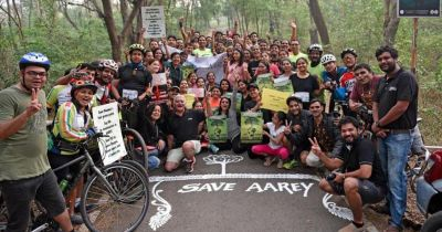 Mumbai: 800 trees cut in Aarey, Section 144 enforced, 100 protesters in police custody