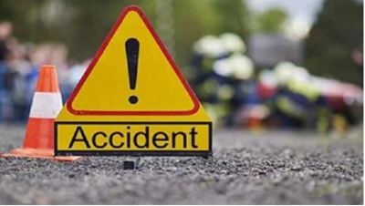 Madhya Pradesh: Horrific road accident in Morena, two killed, 15 injured