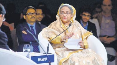 Sheikh Hasina said this on the ongoing religious confrontation in South Asian countries