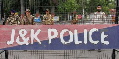 Jaish terrorist arrested from Kashmir, arms and ammunition confiscated