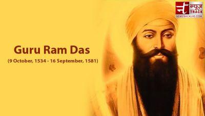 Guru Ram Das Birthday:  His childhood name was Jetha, used to sell boiled chickpeas