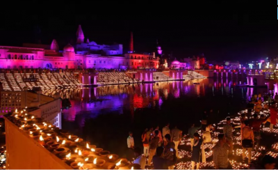 Ayodhya will be amazing on this festival, Ramnagri will be lighted with millions of earthen lamps