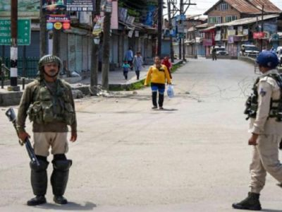 Jammu and Kashmir: Encounter in Avantipora, security forces killed a terrorist