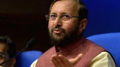 केंद्रीय मंत्री जावडे़कर ने दिवाली में ग्रीन पटाखों को लेकर बच्चों से की यह अपील