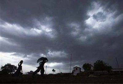 Meteorological Department expressed possibility of heavy rains in these states
