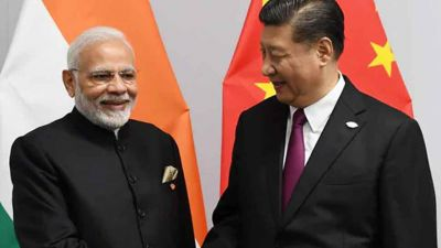 China changes its tone on Kashmir before the Chinese President's visit to India