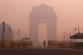 Delhi's climate started changing before Diwali