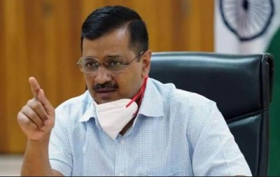 Kejriwal government to issue guidelines regarding firecrackers on Diwali