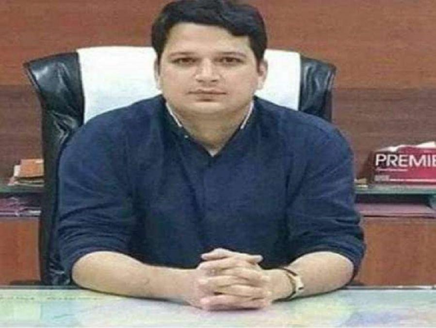 बीड़ कलेक्टर ने खुद पर लगाया 5000 रुपए का जुर्माना, जानिए क्या है वजह