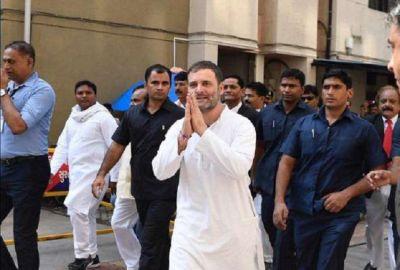 अहमदाबाद की दो अदालत में राहुल गाँधी की पेशी आज, अमित शाह और एडीसी बैंक से जुड़ा है मामला