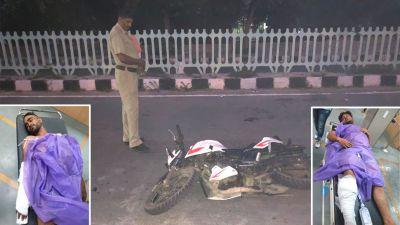 दिल्ली में महिला पत्रकार का बैग लूटने वाले बदमाशों का एनकाउंटर, देखें वीडियो
