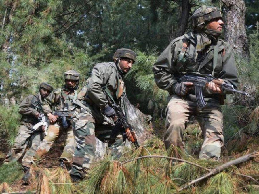 जम्मू कश्मीर में पाकिस्तान ने फिर तोड़ा सीजफायर, एक जवान शहीद, दो घायल