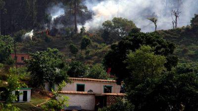 India warns Pakistan of violating ceasefire at the border