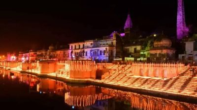 Ayodhya city in preparation for a world record, grand preparations are being done for the grand festival