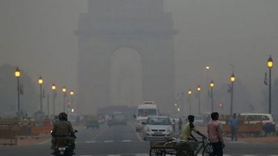 Poison in Delhi winds even before Diwali, air quality deteriorated