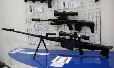 First indigenous sniper rifles prepared under 'Make in India', know the specialty