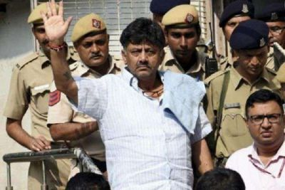 Money laundering case: Congress leader Shivakumar's custody extended, will remain in Tihar till 25 October