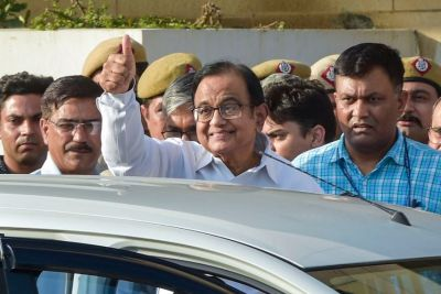 INX Case: Order reserved on ED's plea to arrest P. Chidambaram