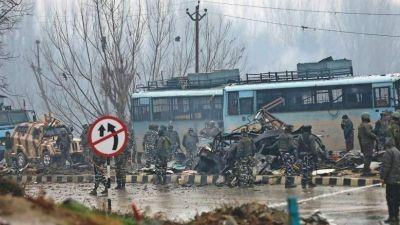 पुलवामा जैसी घटना को अंजाम देने के फिराक में आतंकी संगठन, खुफिया एजेंसियों मिला इनपुट