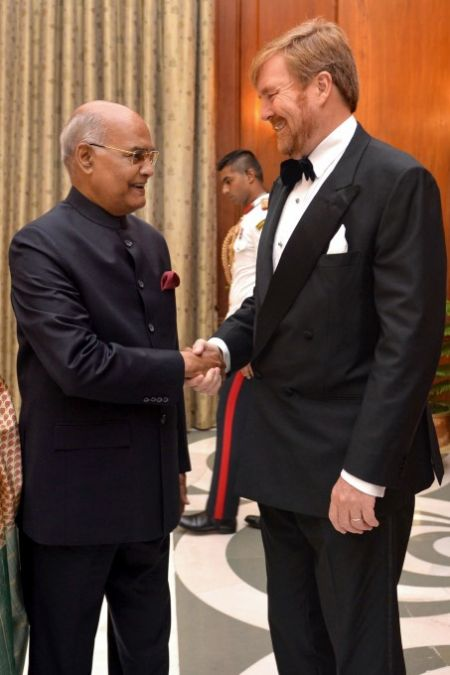 India and Netherlands signed eight agreements, King Willem said this